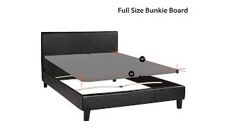 Spinal Solution Foundation Bunkie Board