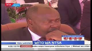 KTN Mbiu: NTSA yalaumu mapuuza eneo la Salgaa [Part 1]