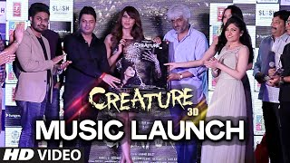 Exclusive: Creature 3D Music Launch | Tulsi Kumar | Bipasha Basu | Mithoon | Tony Kakkar