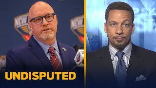 David Griffin's remarks about LeBron show a 'lack of appreciation' — Broussard | NBA | UNDISPUTED