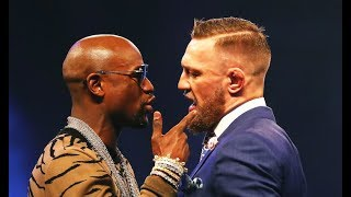 Mayweather vs. McGregor: Here
