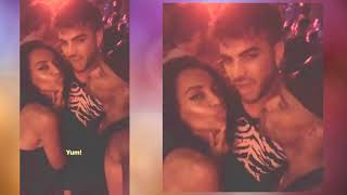 Yum!  These Boys edit Adam Lambert clubbing Sept 4, 2017 HD
