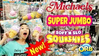 Squishy Haul From Michaels : hmongbuy.net - NEW SQUISHIES AT MICHAELS!!//HAUL