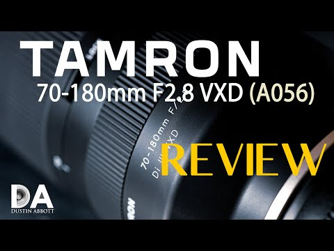 External Review Video PATCP3ahUXI for Tamron 70-180mm F/2.8 Di III VXD Lens (A056)