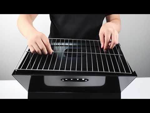 """iMounTEK 17"""" Heavy Duty Portable Charcoal Barbeque Grill"""