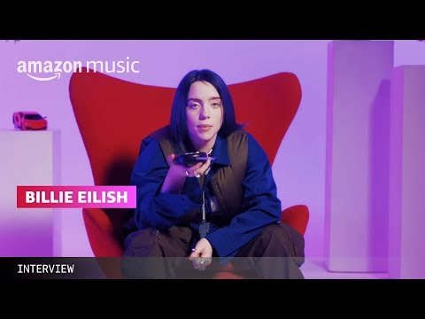 Billie Eilish: The Objects That Inform 'WHEN WE ALL FALL ASLEEP, WHERE DO WE GO?' | Amazon Music
