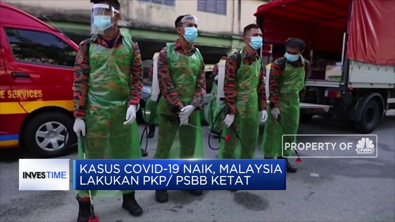 Update Status COVID-19 Terkini di Malaysia