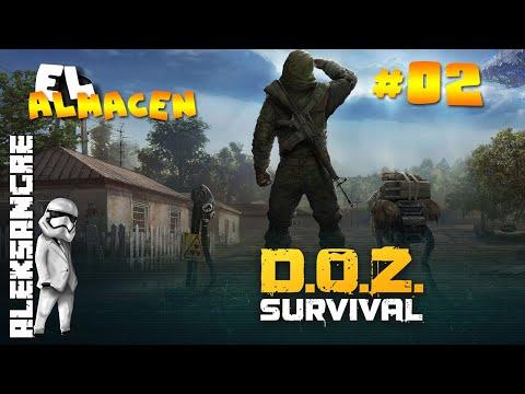Dawn of Zombies: Survival - El Almacen - GAMEPLAY ESPAÑOL HD