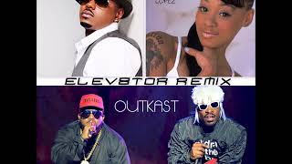 Donell Jones X Left Eye X Outkast- U Know What's Up (Elev8tor Mashup Remix)