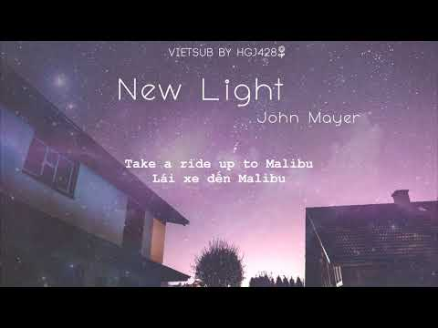 (vietsub) New Light 🌻 John Mayer