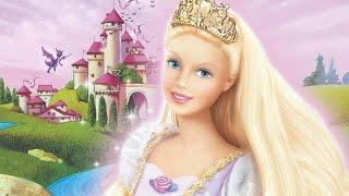 Barbie as Rapunzel: A Creative Adventure! (2002)