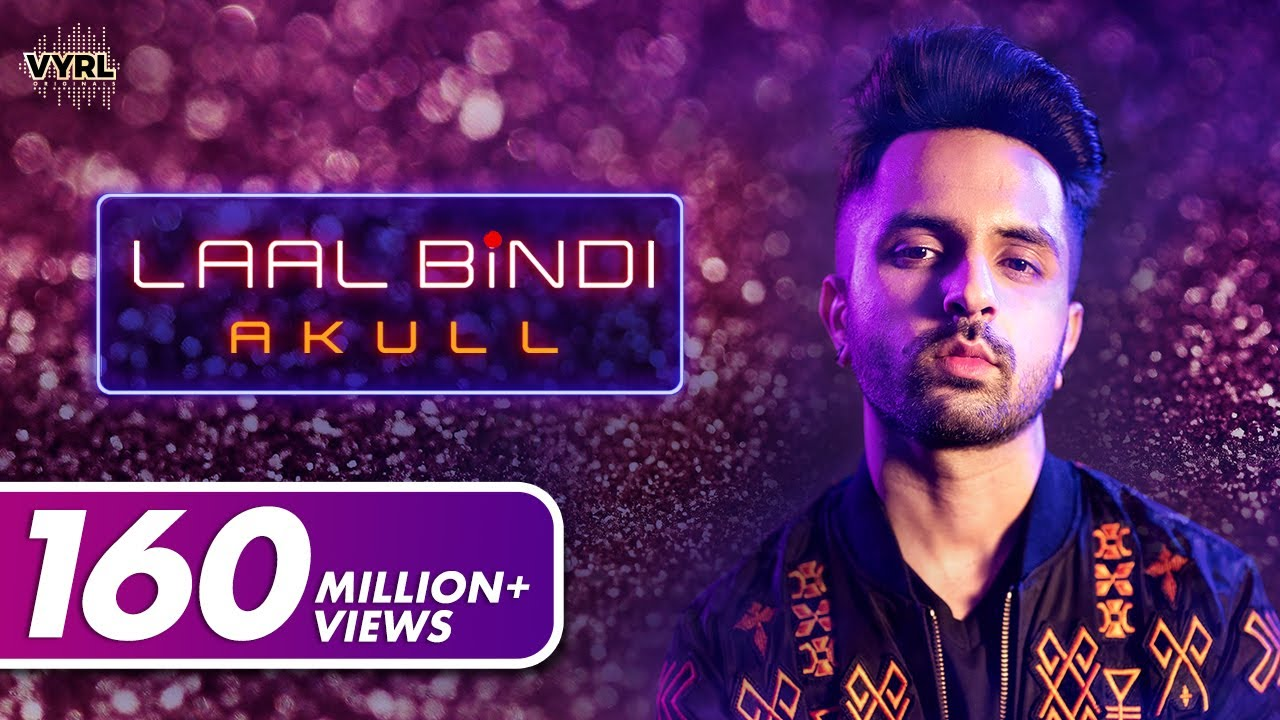 लाल बिंदी Laal Bindi Lyrics - Akull Full Song Lyrics | Lyricworld