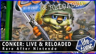 Conker: Live & Reloaded [Rare After Nintendo] :: Game Showcase
