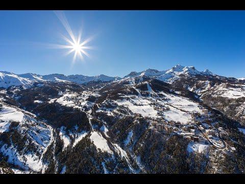 Le Sauze Super Sauze - Ski Alpes du Sud