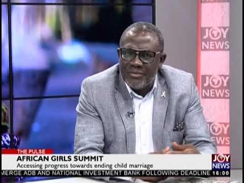 African Girls Summit - The Pulse on JoyNews (21-11-18)