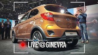 Ford Ka+ Active   Salone di Ginevra 2018