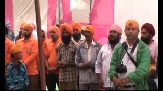 Laid Foundation Stone of Maharani Jind Kaur Khalsa school By SGNDSSI, USA - Part 4
