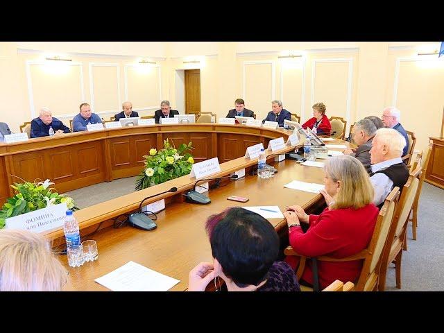 Члены общественной палаты подвели итоги работы