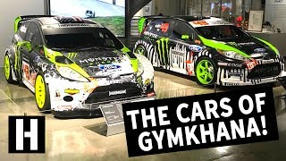 ALL of Ken Block's Gymkhana Cars: In-Depth With Ken and Scotto!