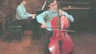 "The Rice Brothers play ""Hark! The Herald Angels Sing"" (their cello-piano arrangement)"