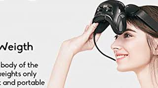Best Review of GOOVIS Pro VR Headset w/ D3 Controller,3D Theater Goggles,Support 4K blu-ray Player
