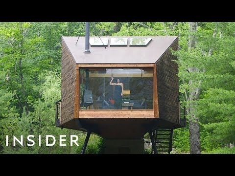 Living in a Fishbowl in a Treehouse