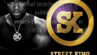 50 Cent - Non Stop with Lyrics [Street King]