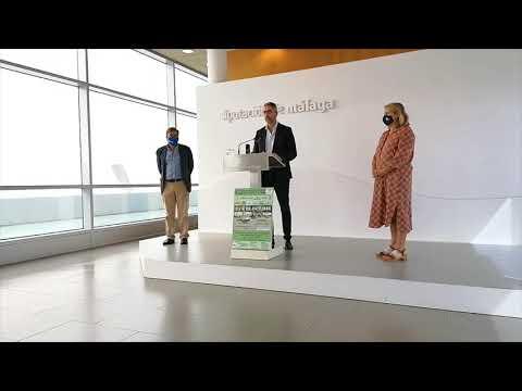 La Diputación de Málaga impulsa el IV Verano Solidario del Club Guadalhorce