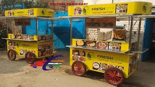 Fast-Food-Cart#Noida@Sai-Structures-India#Carts#manufacturer@Delhi#Fresh-Bite#SSI-Food-Carts#dealer#