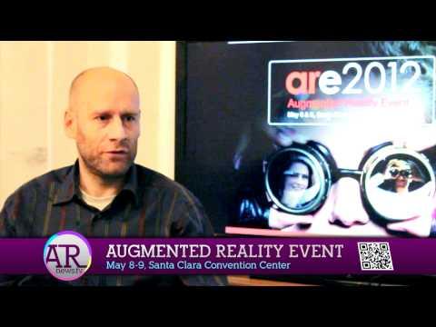 Video of ARnews.TV Business Card