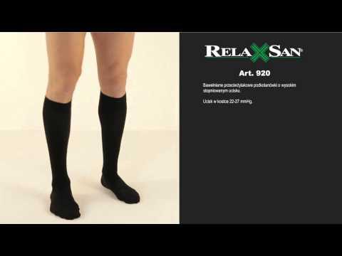 Objawy żylnych nóg zatorów
