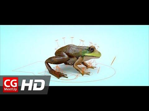 "CGI VFX Breakdown HD: ""Frog Crowd System Development"" by John Svensson"