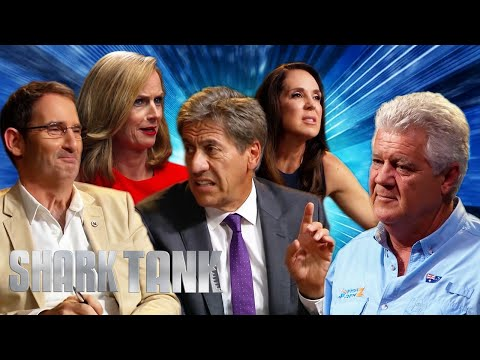 , title : '5 Pitches That Left The Sharks TOTALLY Confused | Compilation | Shark Tank AUS