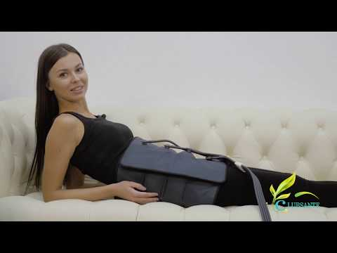Аппарат для прессотерапии (лимфодренажа) DOCTOR LIFE Lx7 + пояс для похудения + манжеты на ноги (XL стандартный размер)