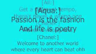 Cheetaah Girls - Strut Lyrics