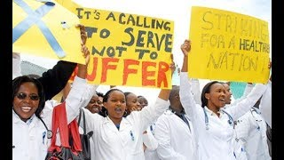 Nurses' 5-month strike comes to an end