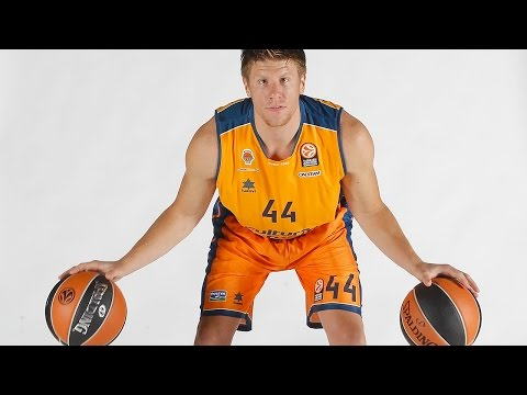#hatmakers Block of the Night by Luke Harangody, Valencia Basket