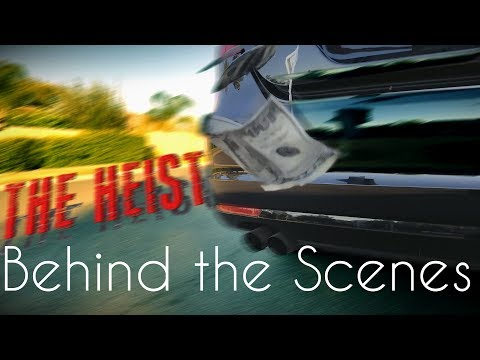 The Heist (My Rode Reel 2017) BTS