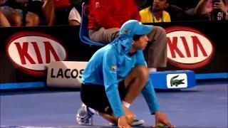 Top Tennis Ball Boy/Girl Catches - Video Youtube