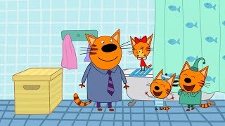 Три кота - Прятки - 61 серия