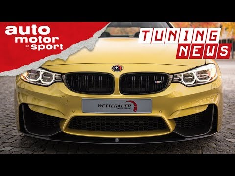 Wetterauer BMW M4 WP620: Jetzt wird´s heftig! - TUNING-NEWS   auto motor und sport