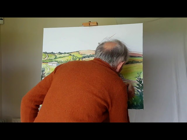 Painting of a New Country  - Paddy Dennehy