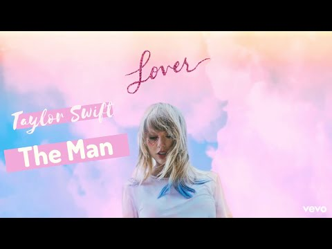 🎵  [中英歌詞 Lyrics ]  Taylor Swift -  The Man 🎵
