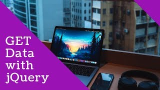 jQuery GET JSON from URL Tutorial: Retrieve data from a PHP script