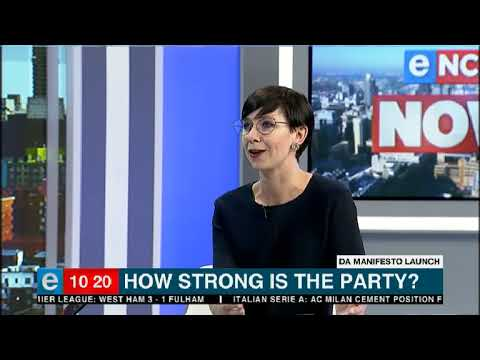 How strong is the party?