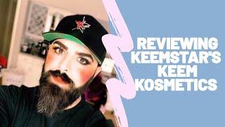 Reviewing Keemstar's Keem Kosmetics Makeup