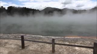 Wai O Tapu - New Zealand