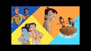 Hum Hain Super Heroes | Full Episodes Of Chhota Bheem, Krishna Balaram, Luv Kushh & Chorr Police.