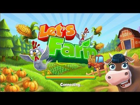 Vídeo do Let's Farm