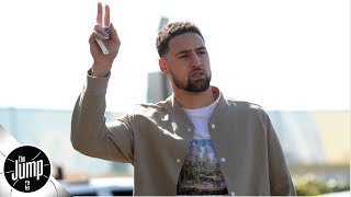 Don't pay attention to the Clippers rumor; Klay Thompson isn't leaving - Nick Friedell | The Jump